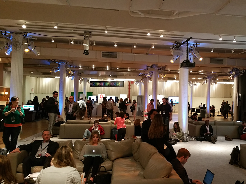 GiGevents Internet Week 2015 - Metropolitan Pavillion NYC