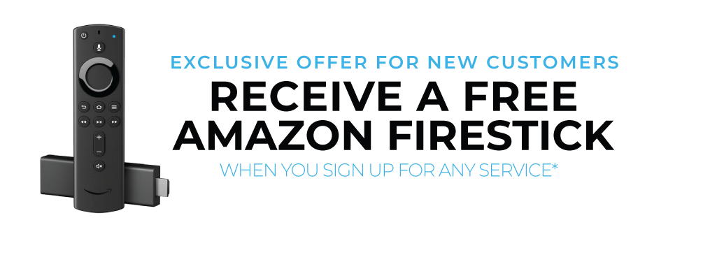 Free Firestick with any service signup